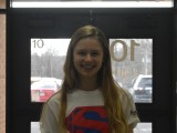 Sophomore Abby Brand spends days at the hospital to get an upper hand in her future career.