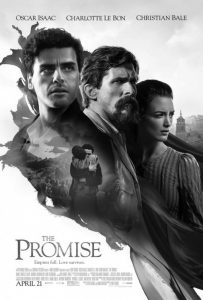 """The Promise"": Incredibly Moving Film"
