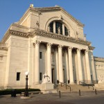 The St. Louis Art Museum offers free educational and cultural exhibits.