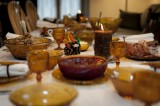 Thanksgiving is a national holiday celebrated every fourth Thursday in November. Families gather to celebrate feasting and spending time with one another.