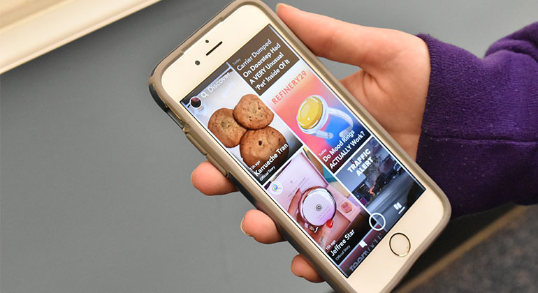 Less Than Impressed: Snapchat's Newest Update Angers Users