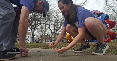 Parkway North Students, Staff Participate in Second Annual Service Learning Day