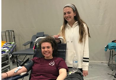 National Honor Society Sponsors Spring Blood Drive